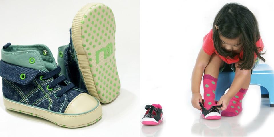 tips memilih sepatu anak